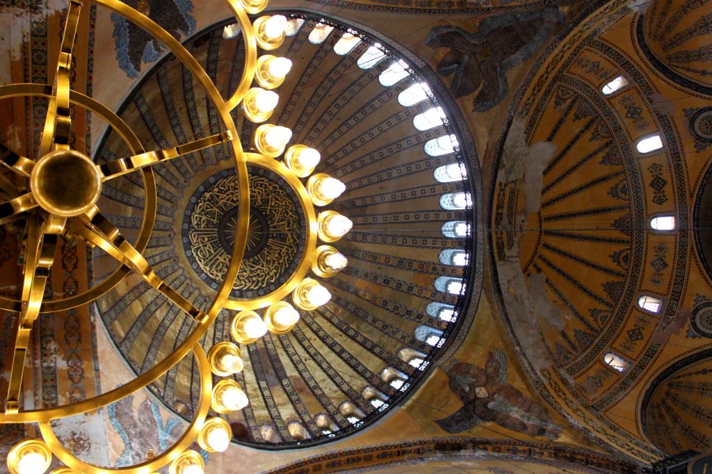 Ricordo con affetto le moschee di Istanbul5