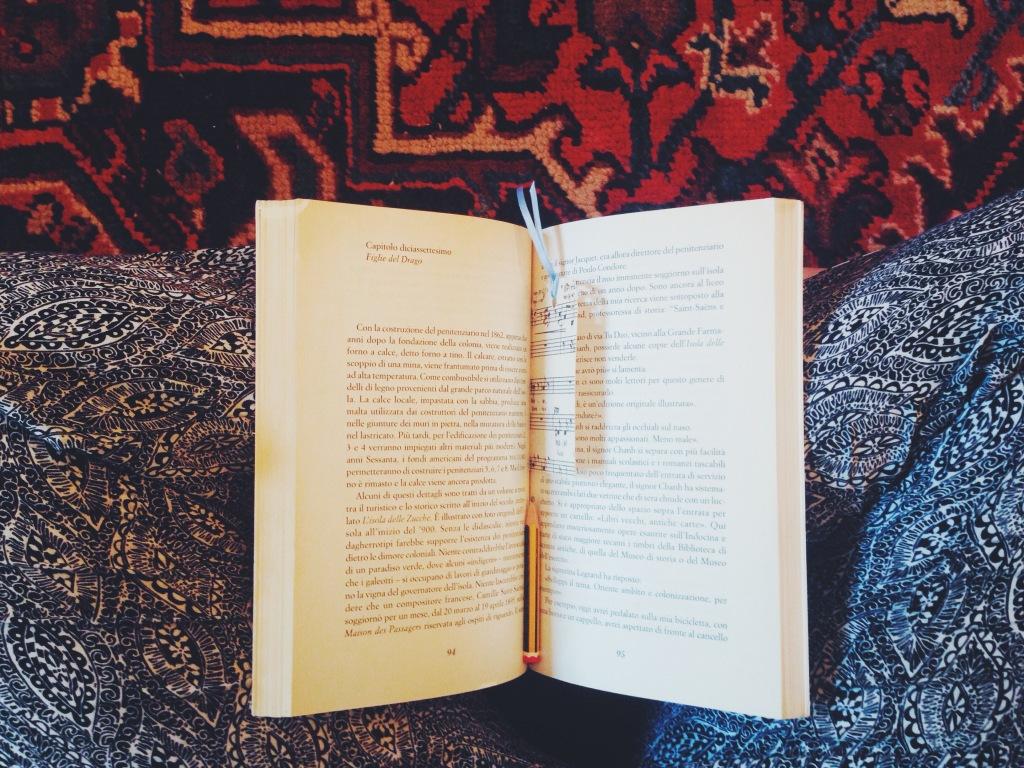 Nella mia maratona di libri sul #Vietnam dopo Questa notte ho sognato la pace tocca a Riso nero di Anna Moï. Bello anche questo, molto crudo, un po' troppo. Sono a metà, vediamo come va avanti