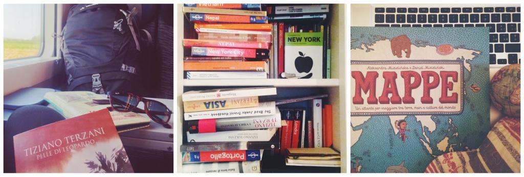 Libri per viaggiatori