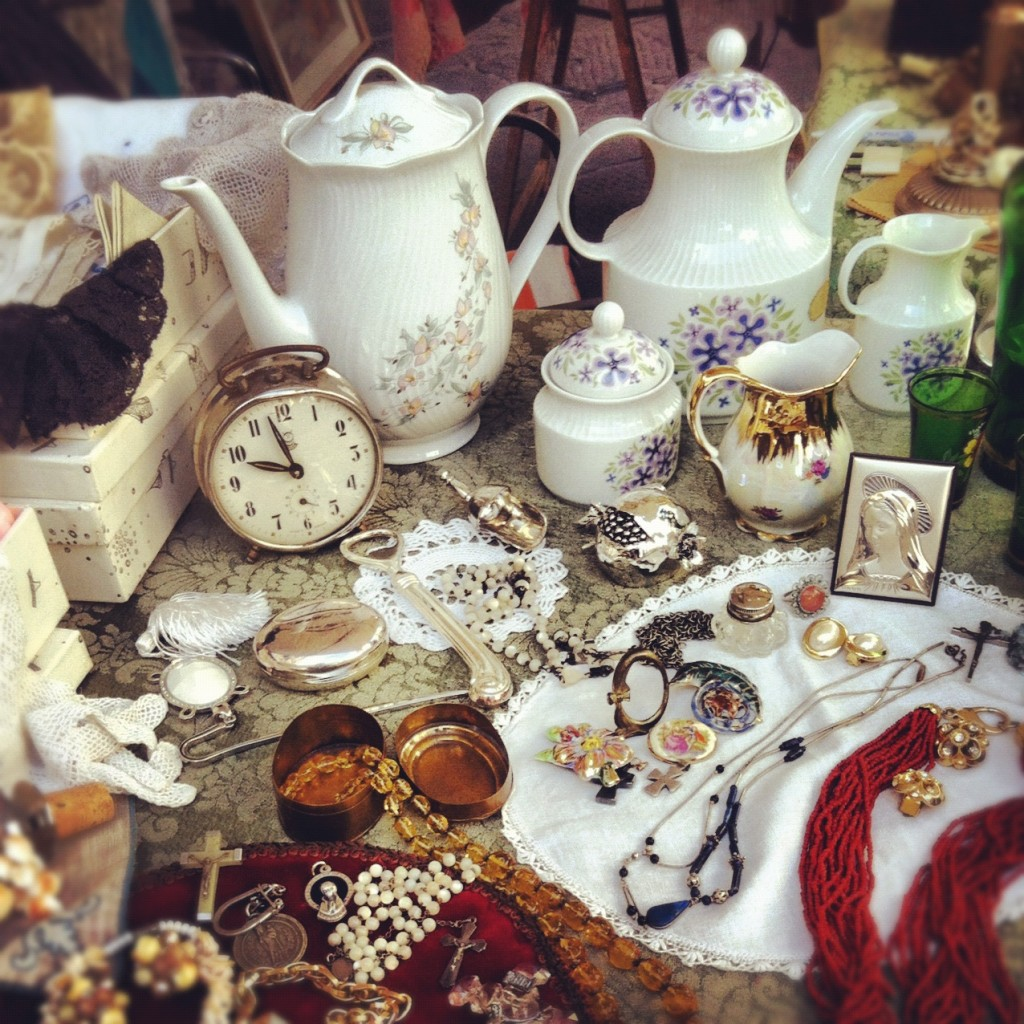 mercatino vintage a lucca