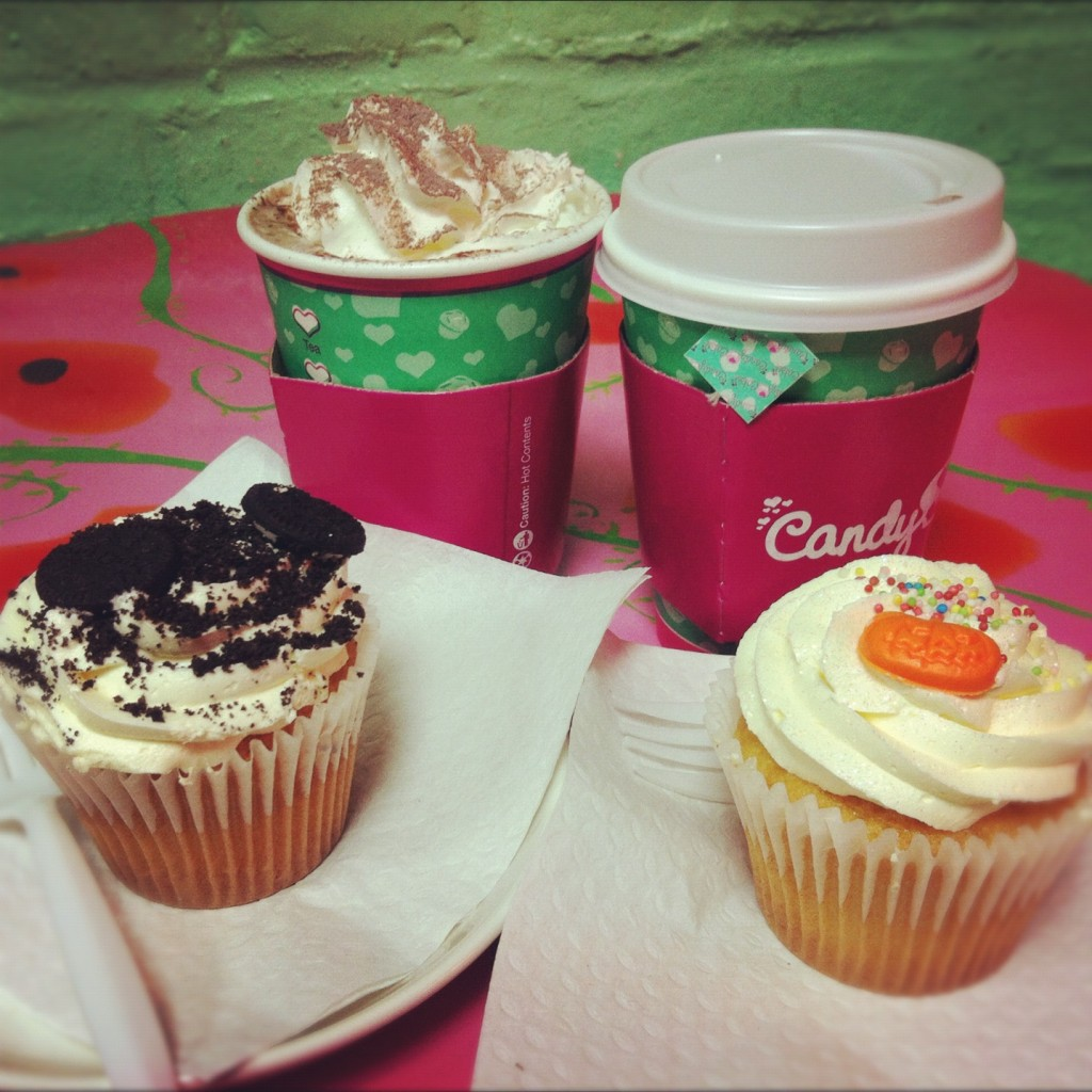 cupcake londra, covent garden