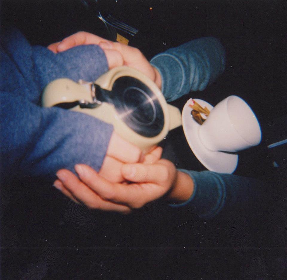tè a spitalfields, londra