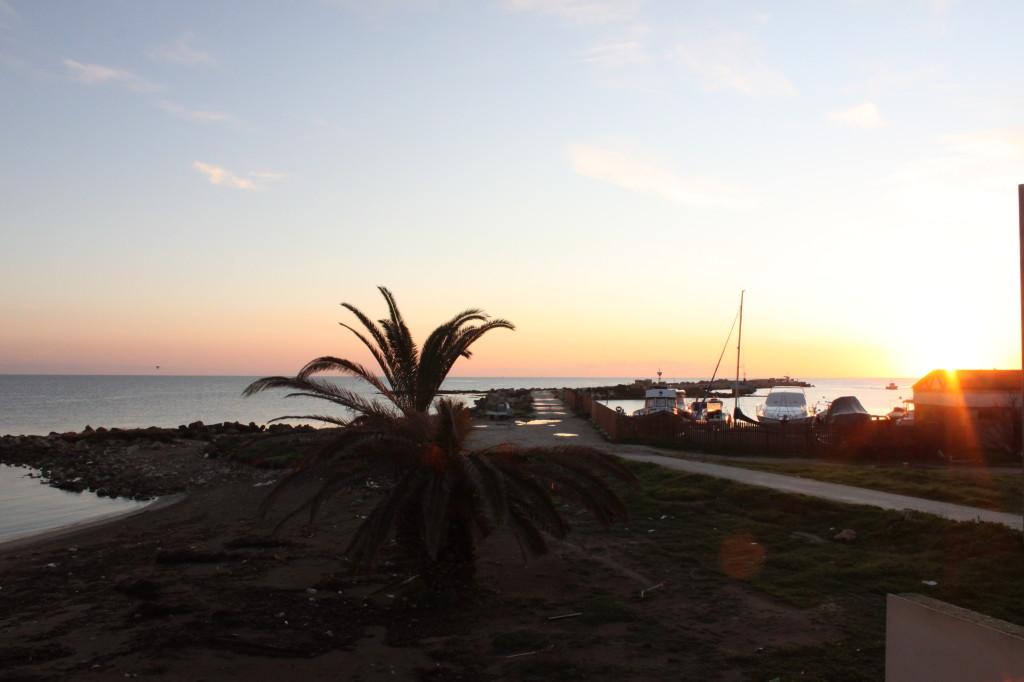1 - L'alba del 1° gennaio a Marzamemi