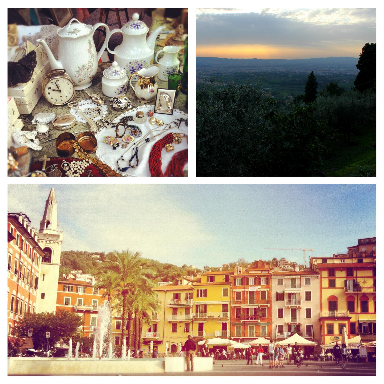11 - Toscana e Liguria, Lucca, Fiesole, Sarzana e Lerici