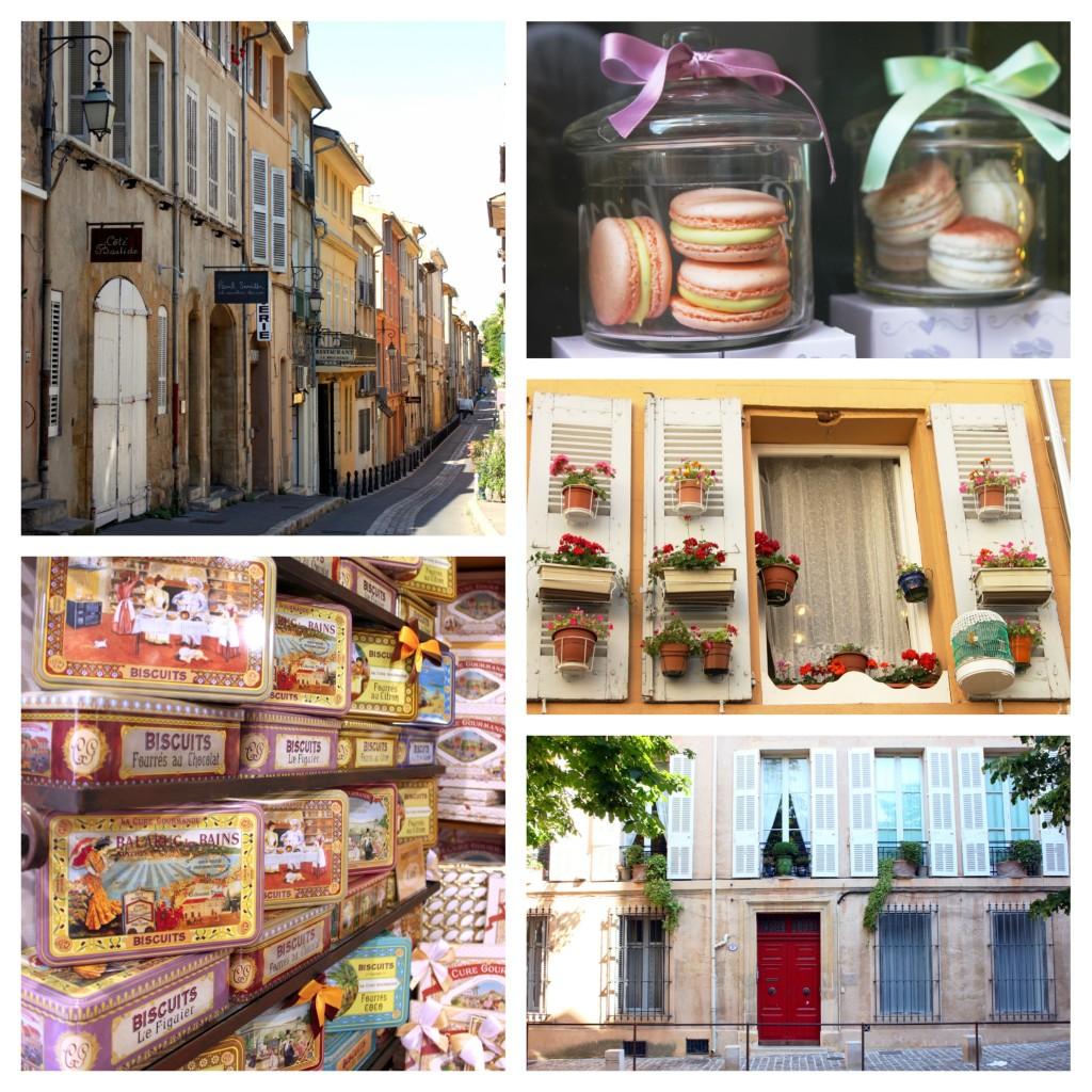 5 - Francia - Aix en Provence, Avignone