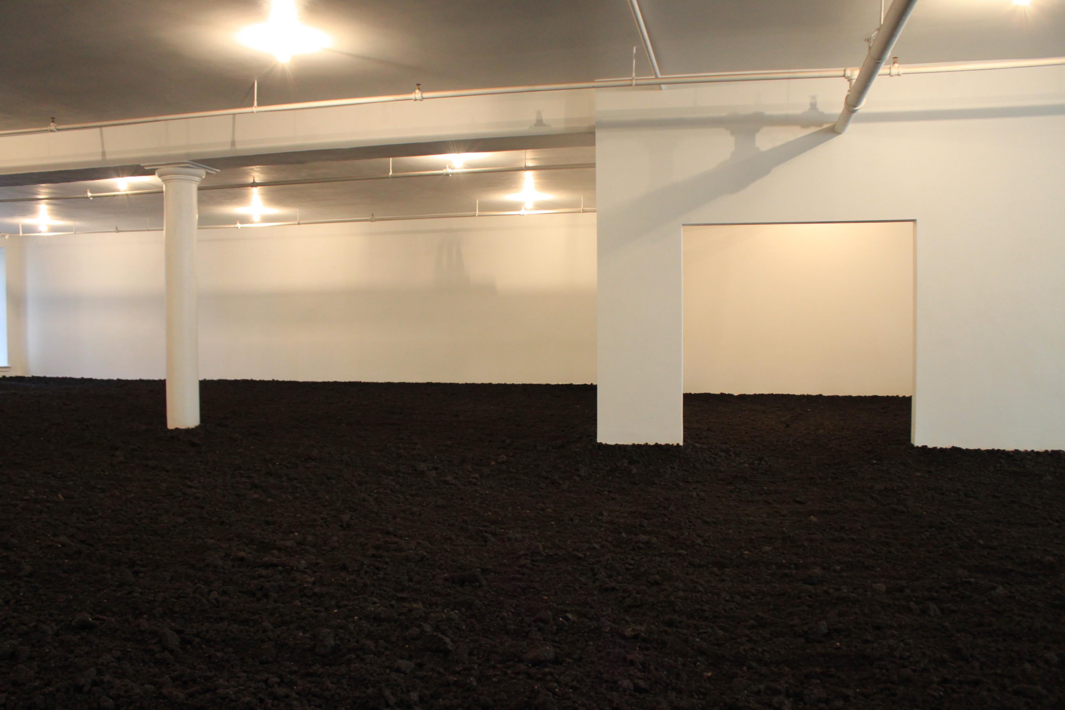 Earth Room, New York