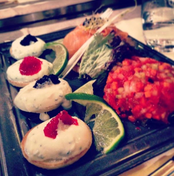 Cena con prenotazione La Fourchette, Parigi