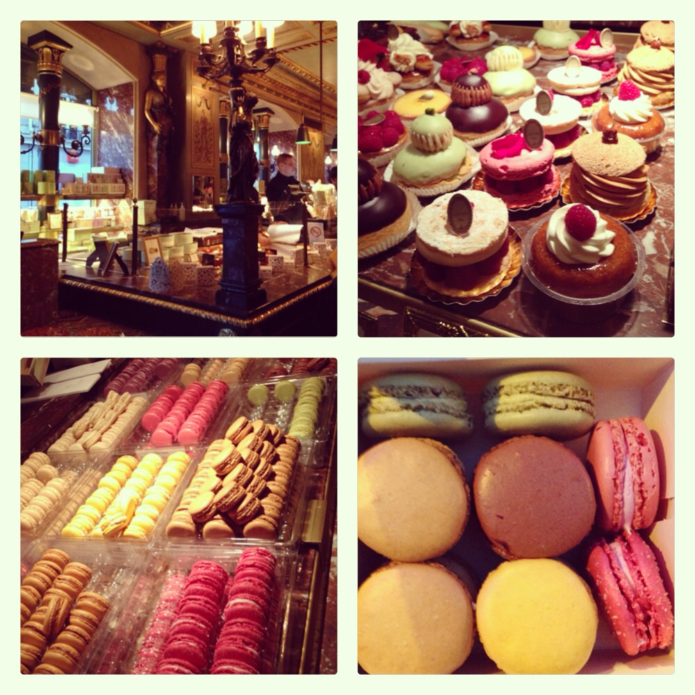 macaron laduree parigi champs elysees