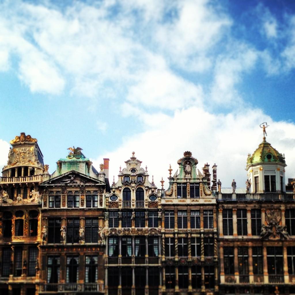 grand place, bruxelles, belgium