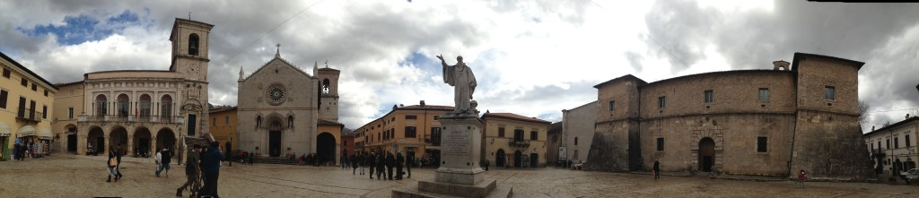 piazza di norcia