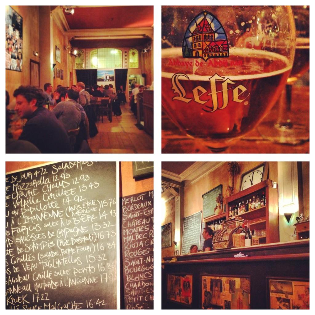 la fin du siecle bruxelles ristorante belga_