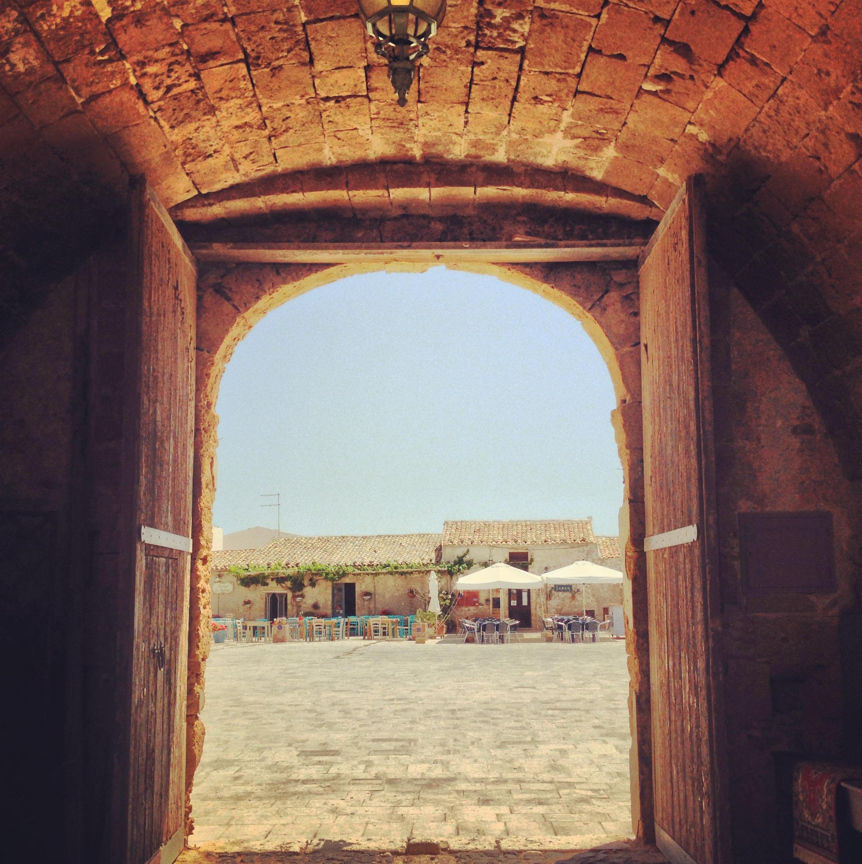 Spiaggia della Cittadella, Oasi di Vendicari