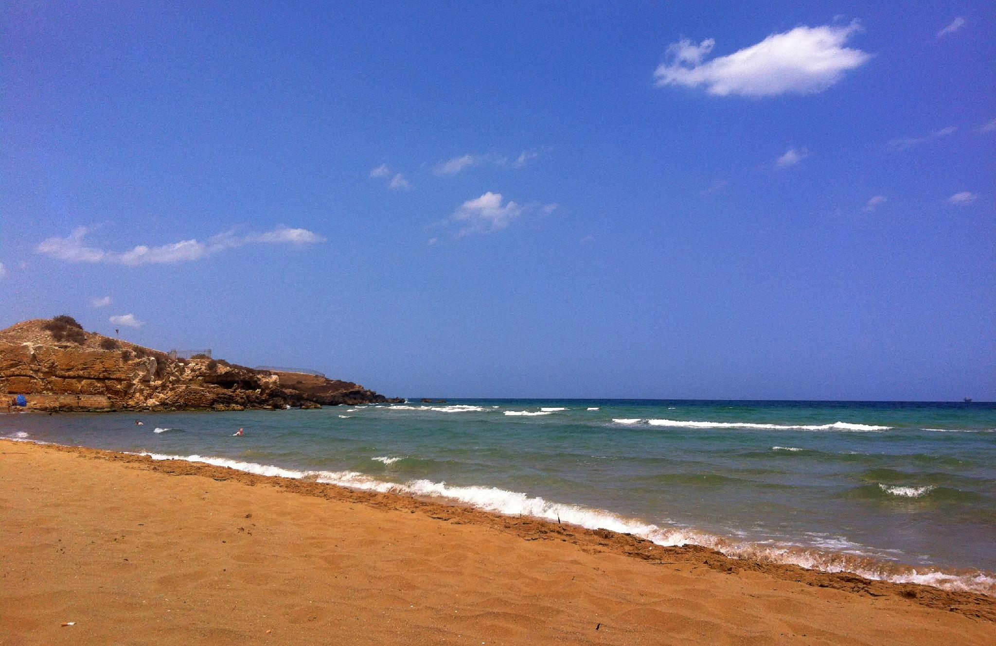 eloro spiaggia sicilia