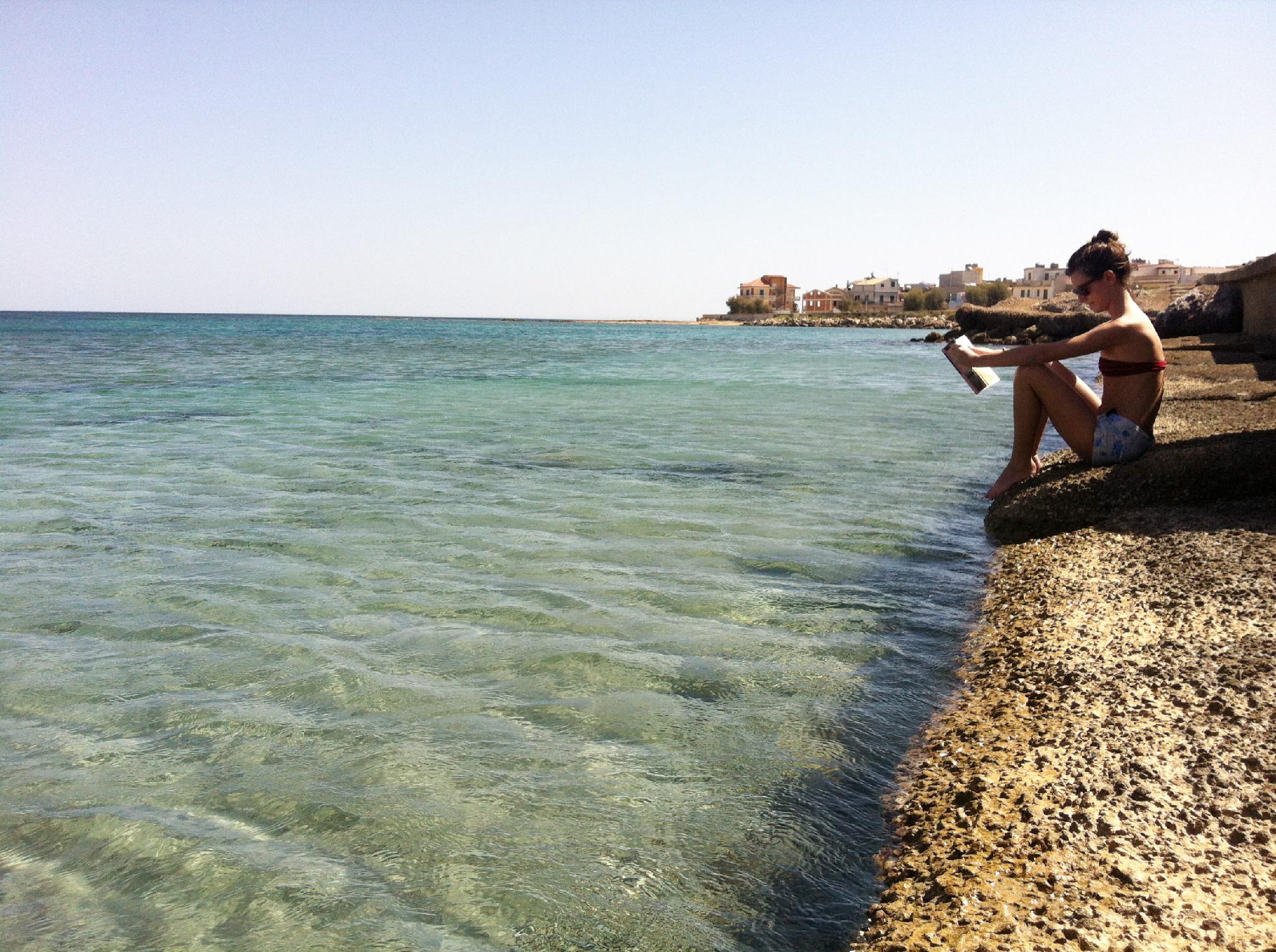 spinazza spiaggia marzamemi | via che si va - Spinazza