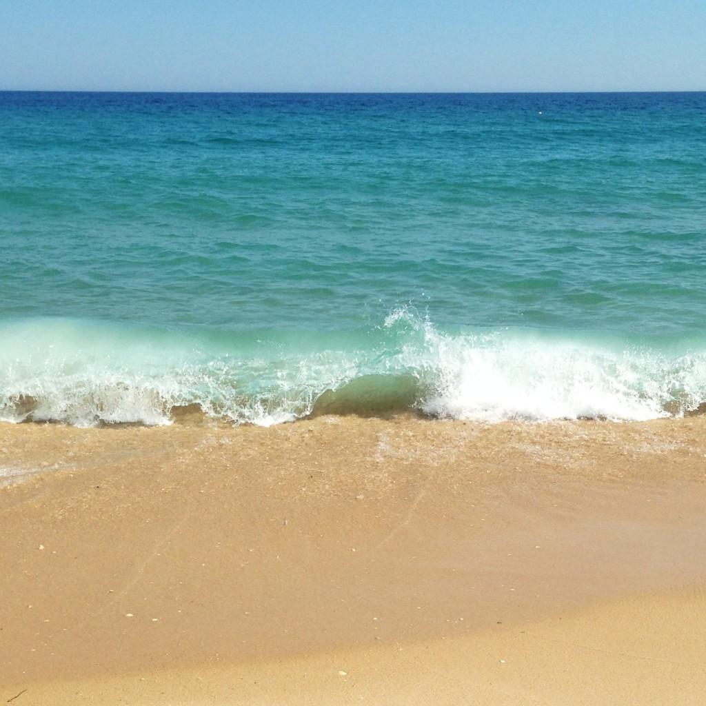 Ilha de Tavira, l'oceano e le onde: un bagno stupendo