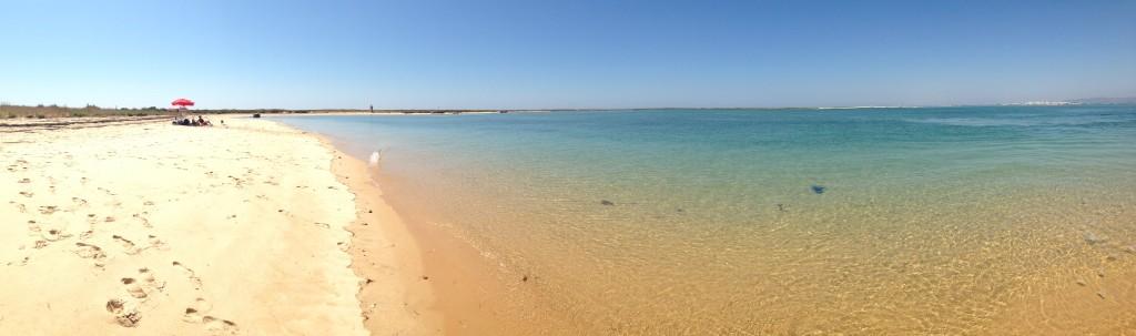 Ilha Deserta, la pace dei sensi
