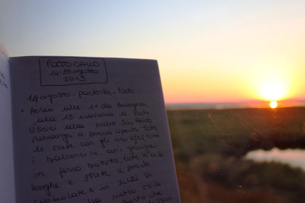 In viaggio tra Faro e Siviglia, in pullman al tramonto