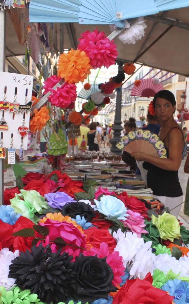 La Feria di Malaga: flamenco e mooolta carica