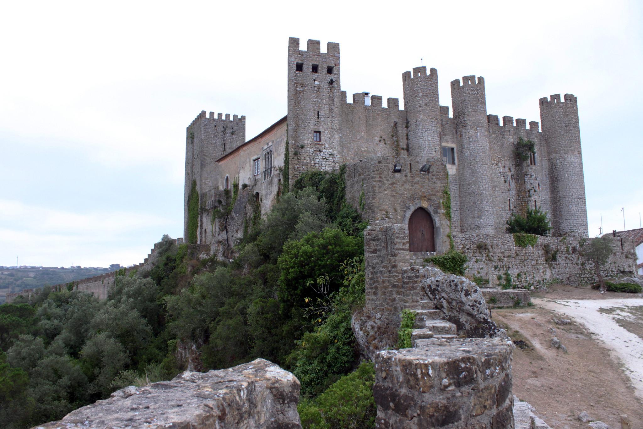 Il mio itinerario di due settimane tra portogallo e spagna for Piani di casa castello medievale