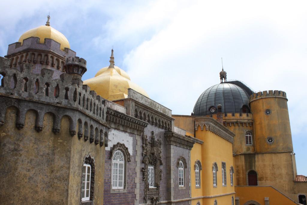 L'architetto del Palacio da Pena di Sintra doveva essere molto matto