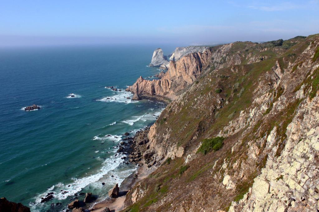 Cabo da Roba, il punto più a ovest d'Europa