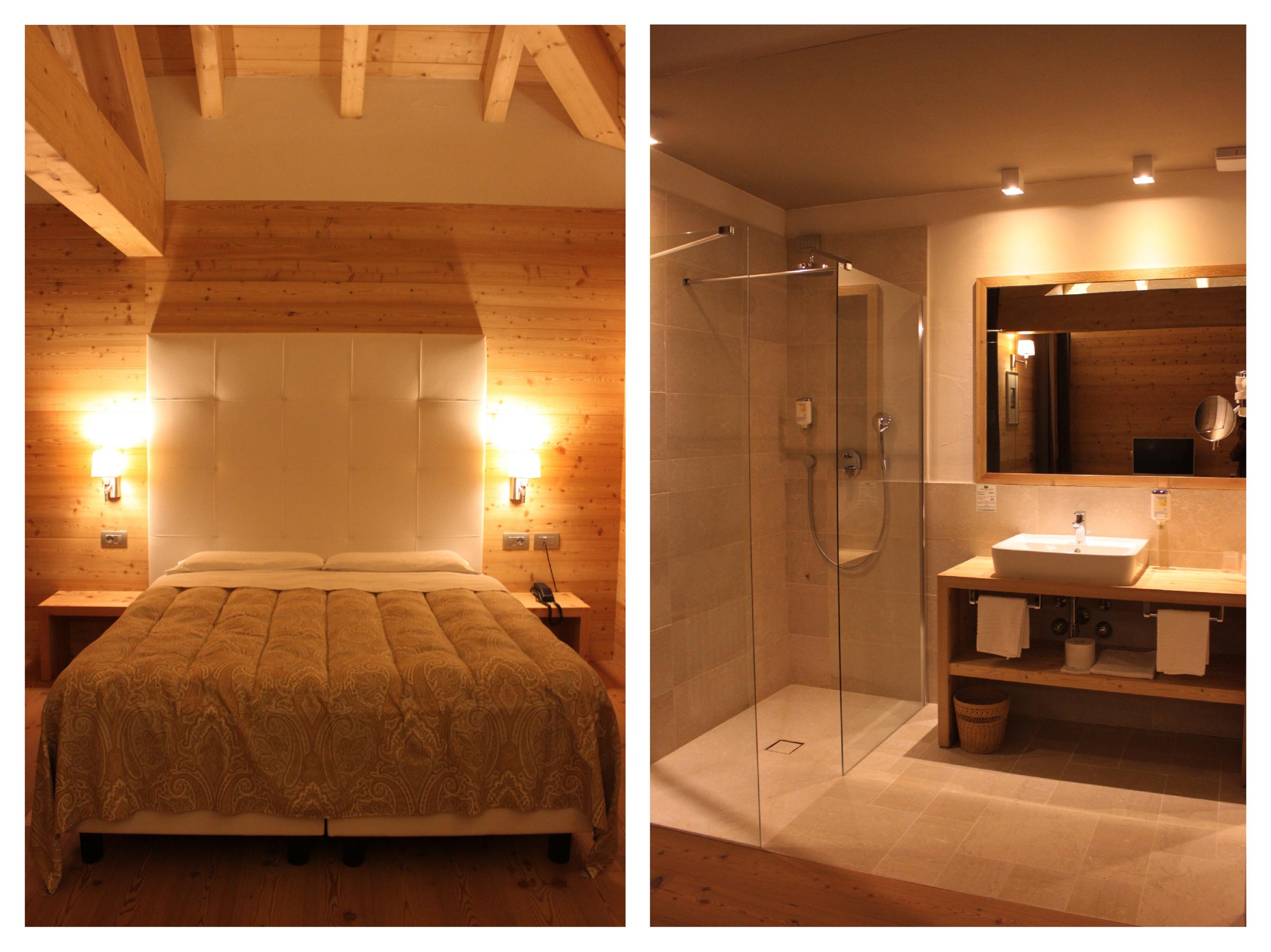 Design legno chiaro igor l 39 hotel costabella a moena for Piccolino hotel decor