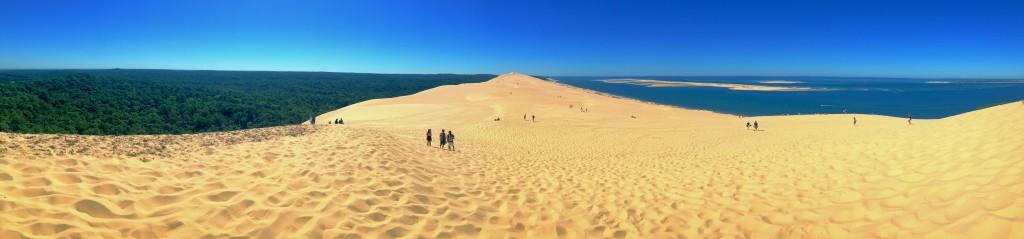 panoramica dune du pilat