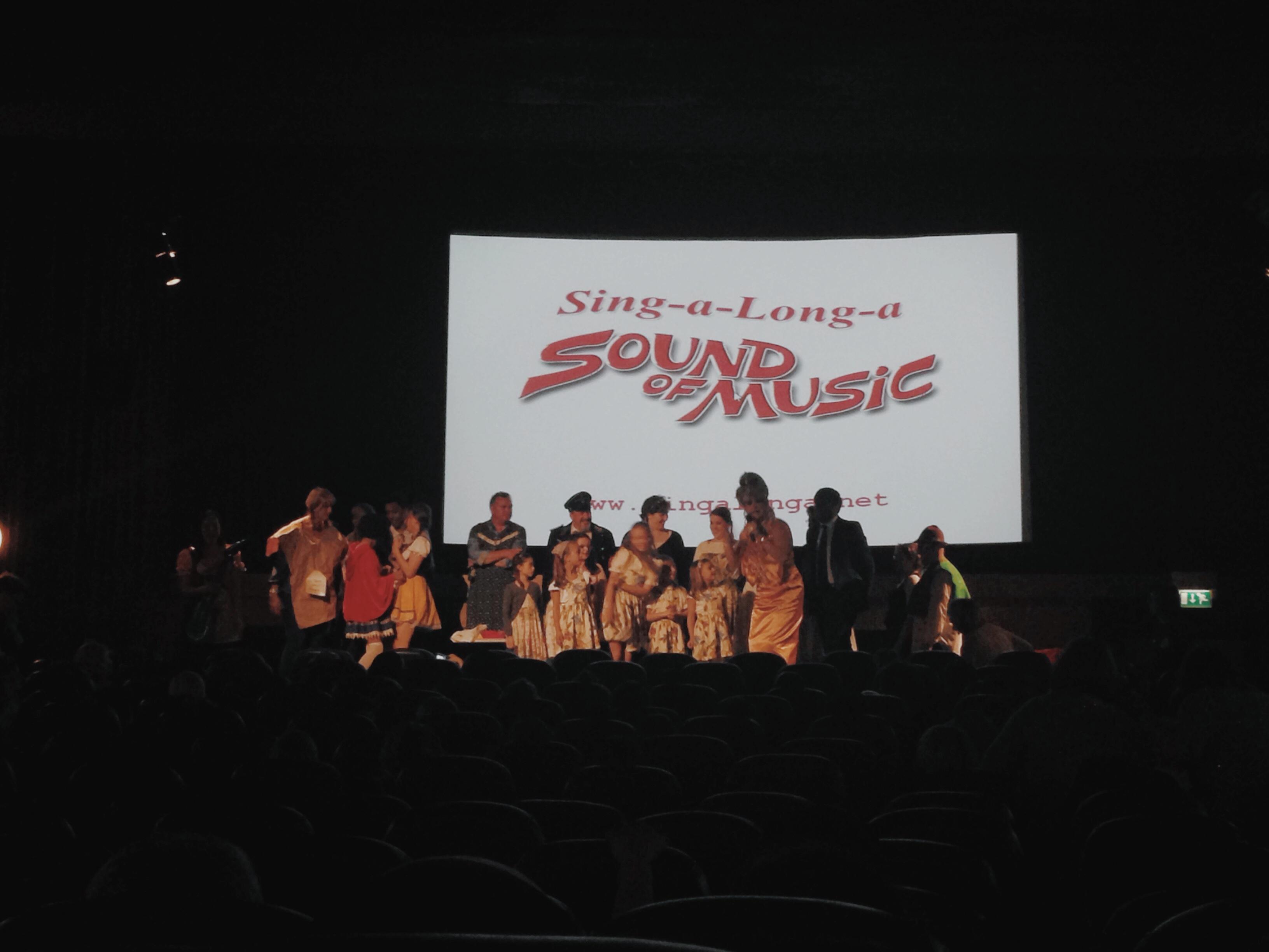 sing-a-long-a sound of music tutti insieme appassionatamente