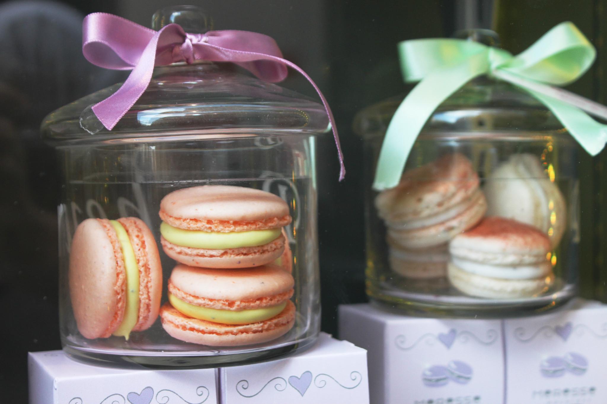 Macarons, dei piccoli gioielli