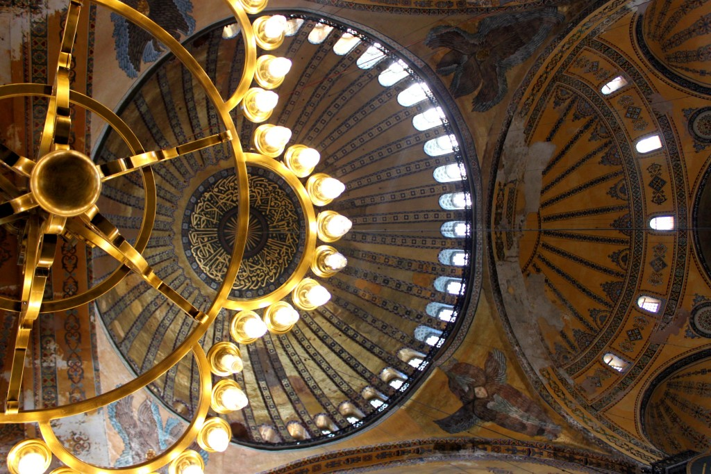 Le geometrie dell'Hagia Sofia