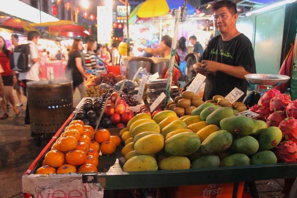 Mercato a China Town