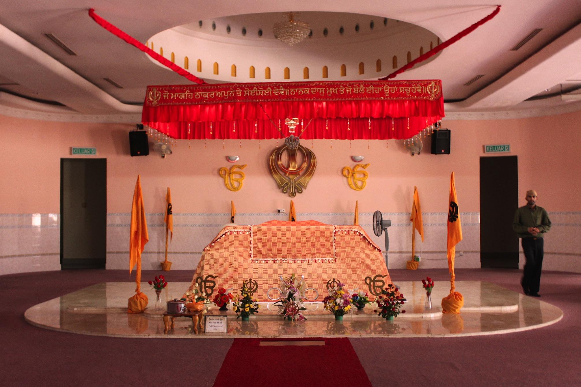 Tempio Sikh Gurdwara Tatt Khalsa