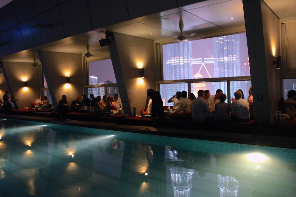 Sky Bar, Traders Hotel, Kuala Lumpur