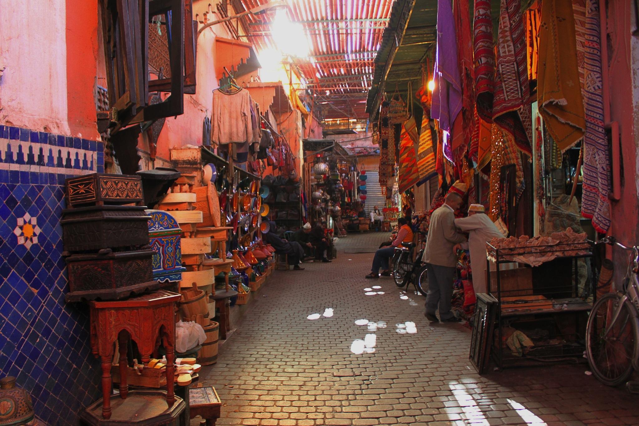 I colori del souk