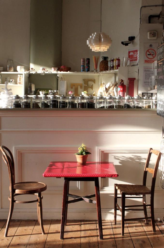 La luce della Hopkinson Gallery, un posto da non perdere
