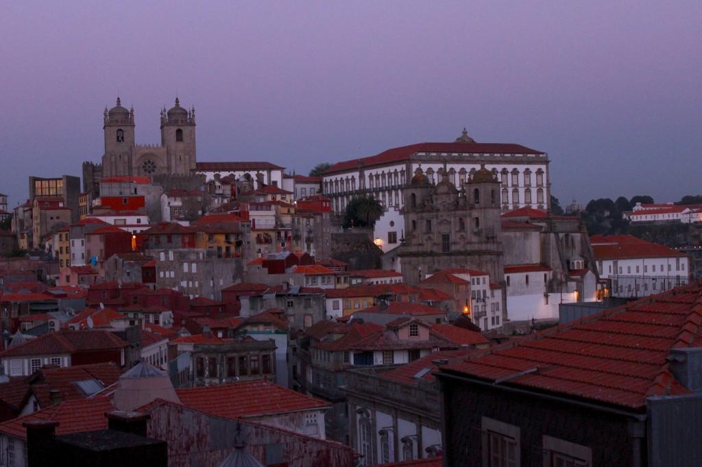 I tetti di Porto