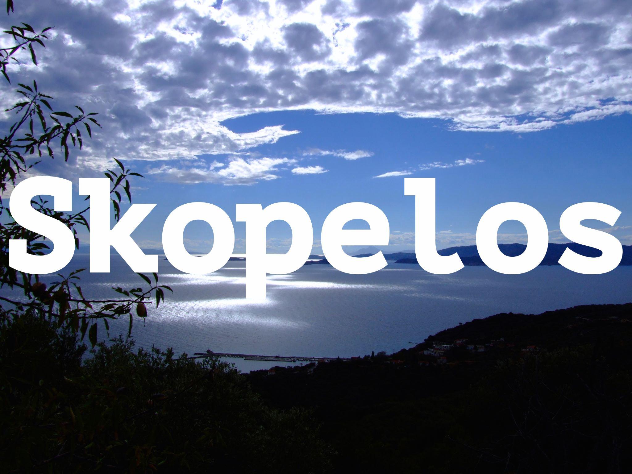 Skopelos in 10 scatti