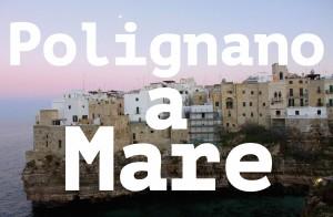 Fotografie Polignano a Mare