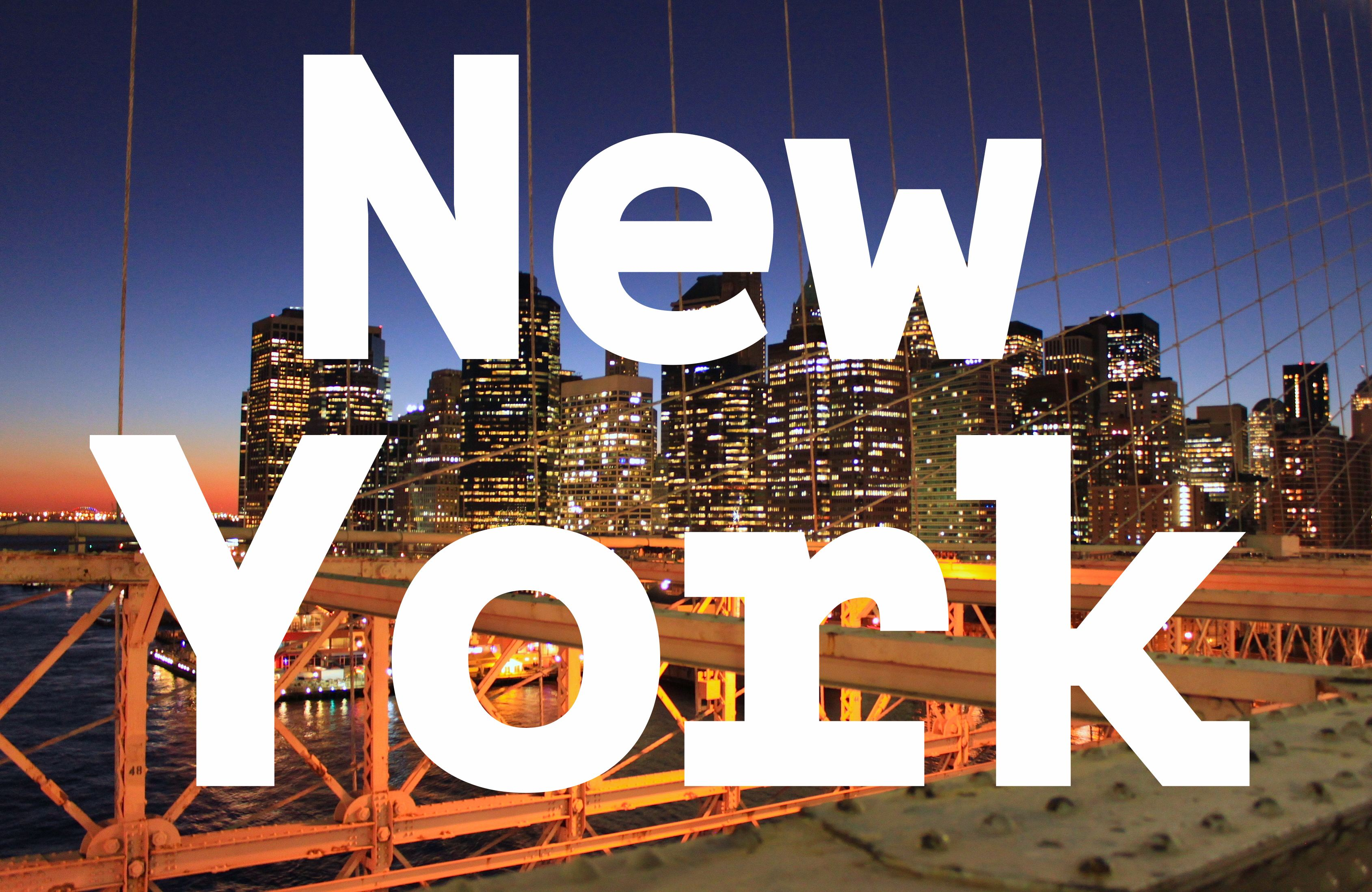7. New York in 10 scatti
