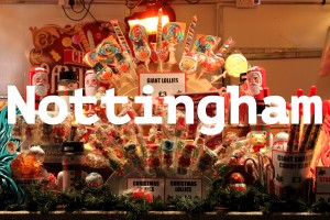 8. Nottingham in 10 scatti