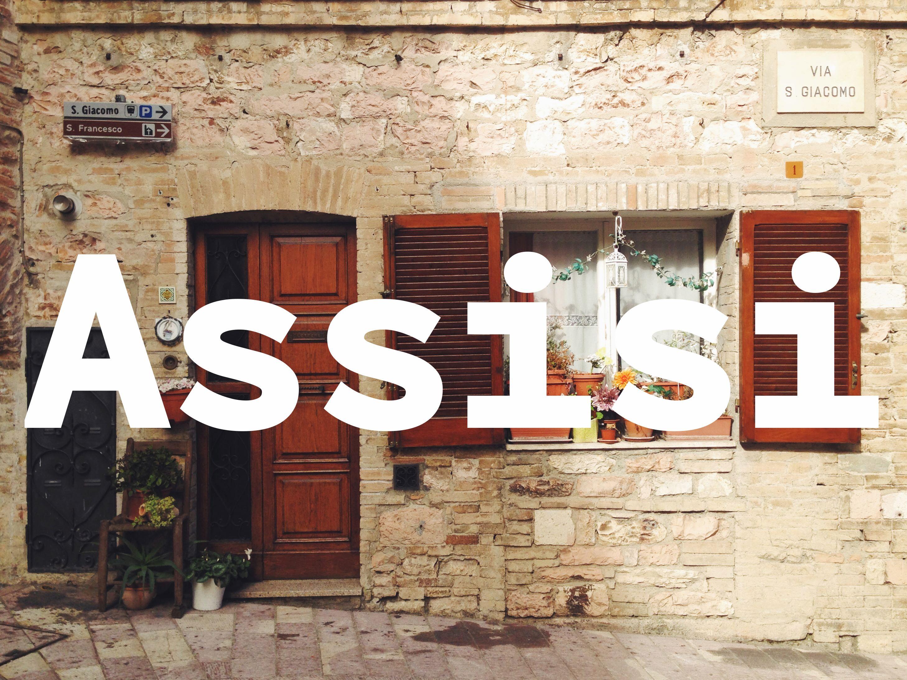 Assisi in 10 scatti