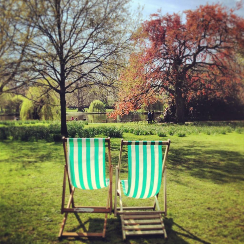 hide park, london