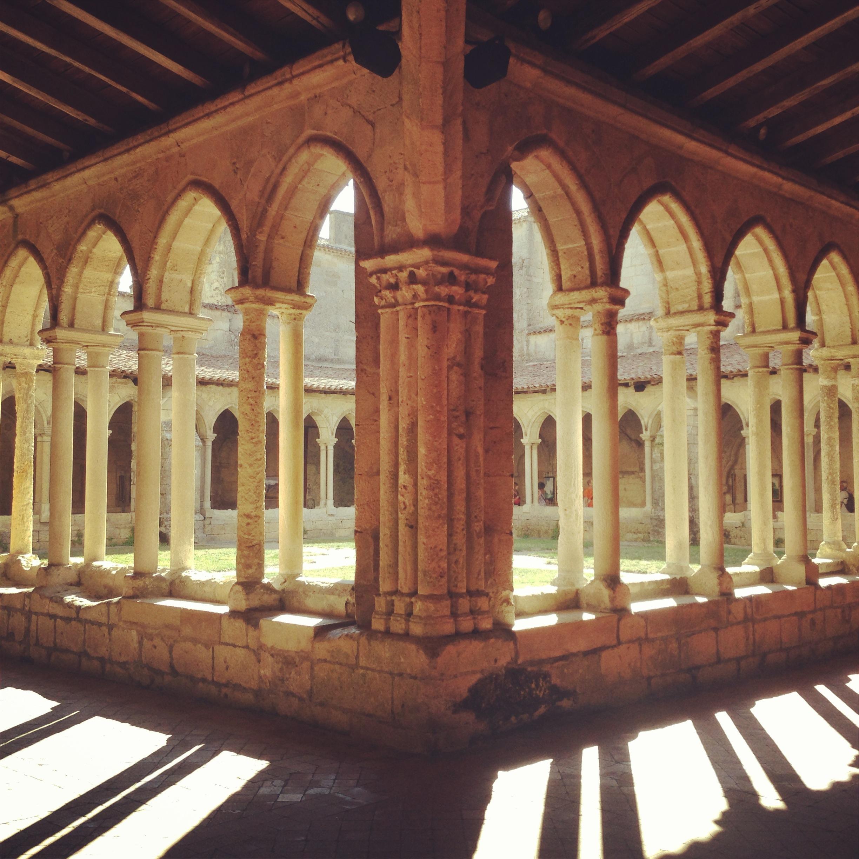 Chiostro della Collegiata, Saint-Émilion