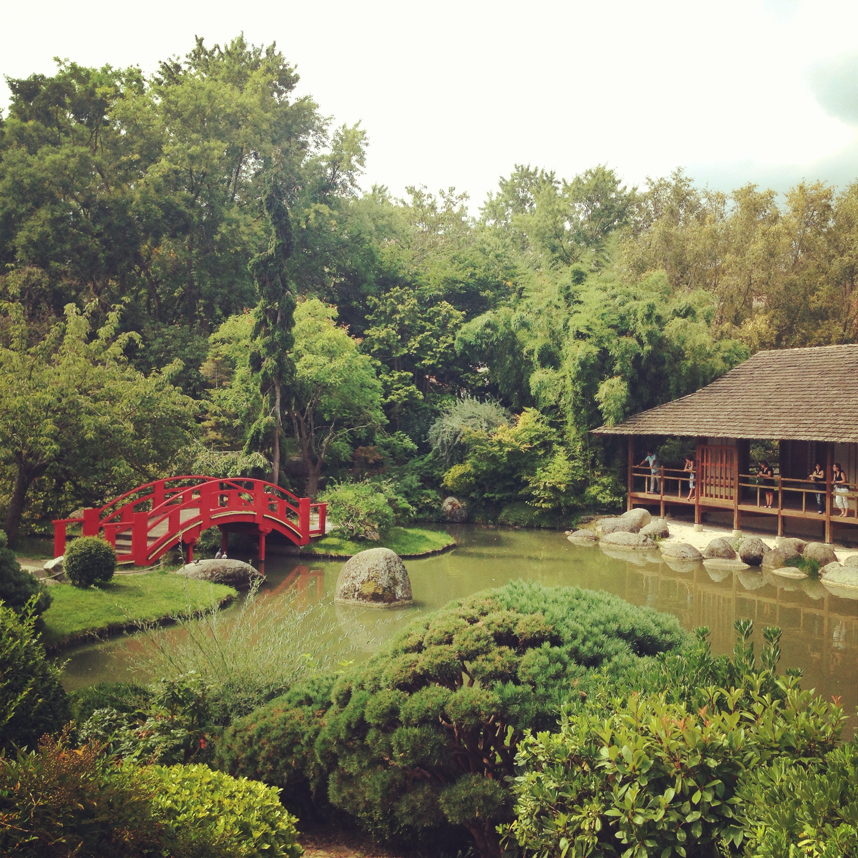 Jardin Japonais, Tolosa