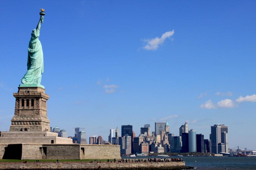 New York #in10scatti
