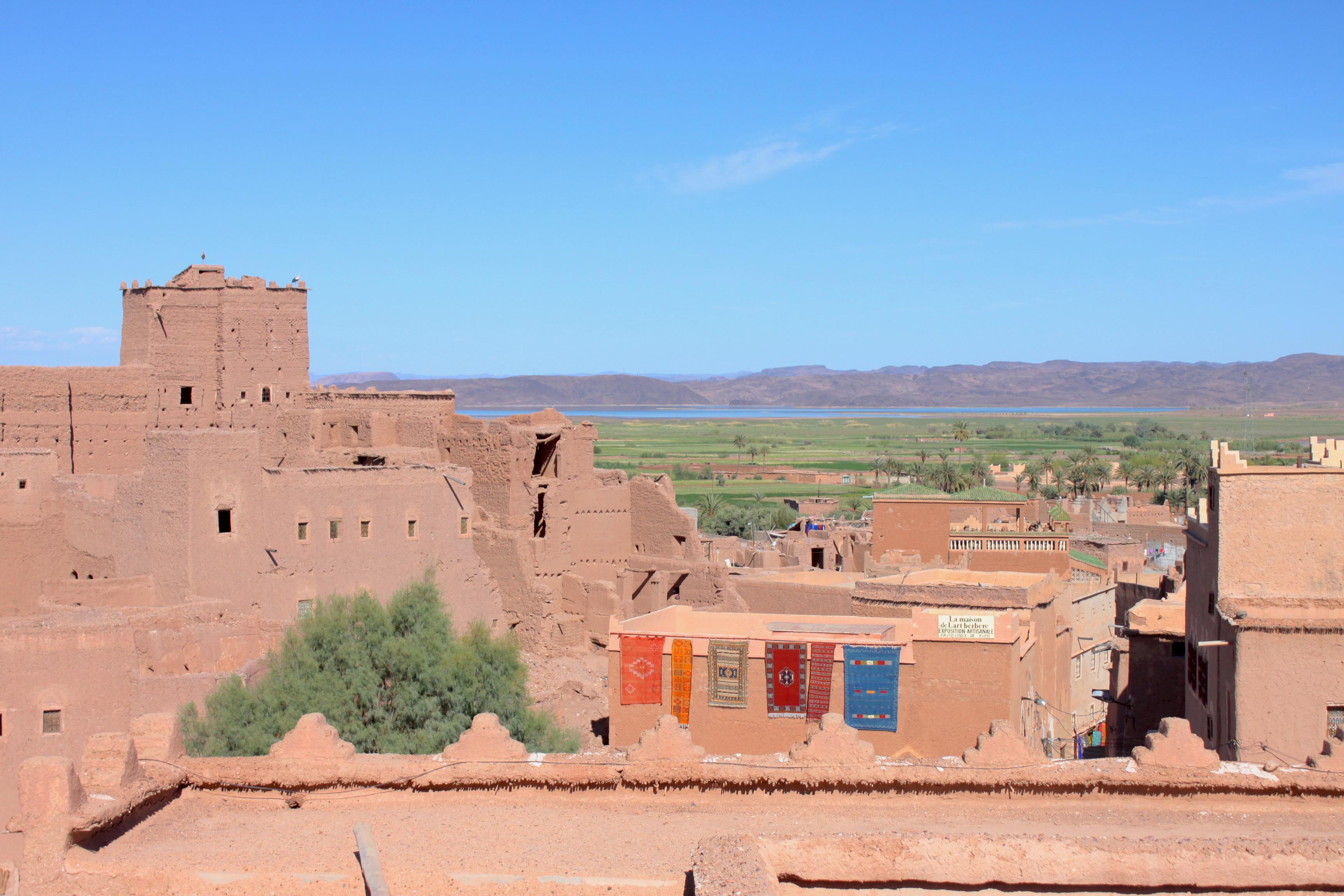 Ouarzazate, Kasbah di Taourirt