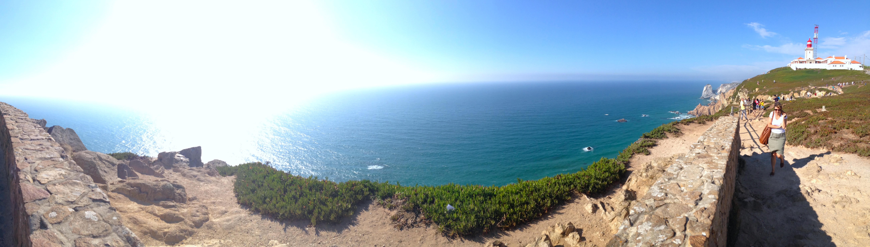 Cabo da Roca - Qui dove la terra finisce e il mare comincia