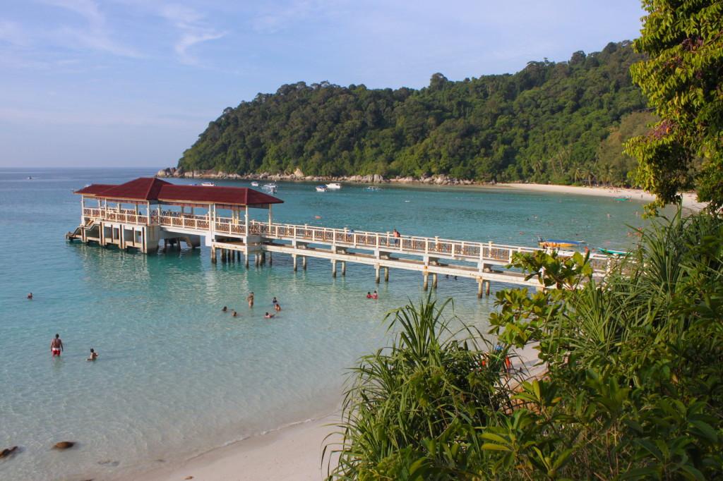 Isole Perhentian, Besar, Spiaggia del PIR