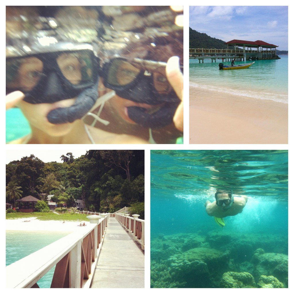 Isole Perhentian, spiagge, snorkeling