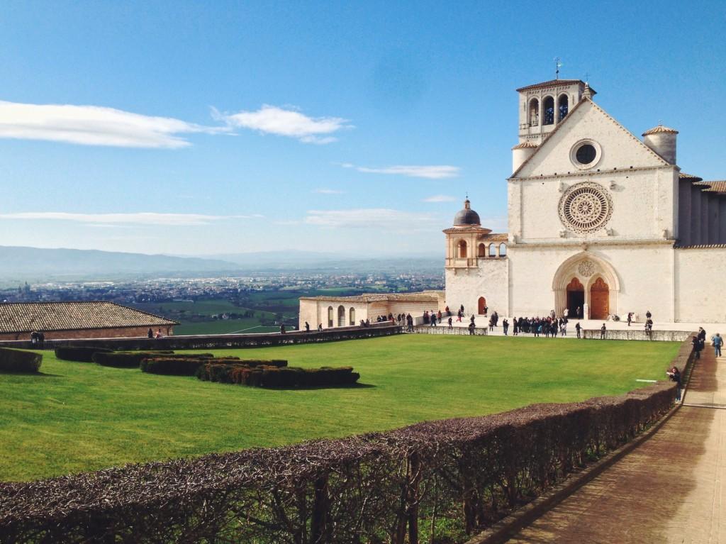 La Basilica di San Francesco, il culmine di Assisi